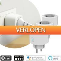 6deals.nl: 3 Smart Home stekkers