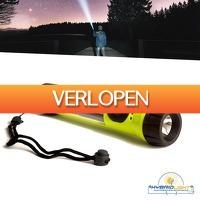Wilpe.com - Elektra: Hybridlight solar zaklamp