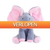 Telegraaf Aanbiedingen: Kiekeboe olifant