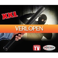 Voordeelvanger.nl 2: Honkbalknuppel tactical zaklamp XXL