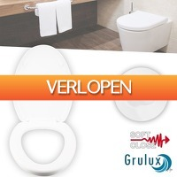 Wilpe.com - Home & Living: Grulux Softclose toiletseat