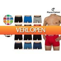 iBOOD Sports & Fashion: 12 Pierre Calvini boxershorts