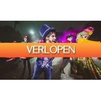 ActieVandeDag.nl 2: Bobbejaanland Halloween