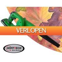 ClickToBuy.nl: Hoftech bladblazer op accu