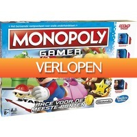 Alternate.nl: Hasbro Monopoly Gamer