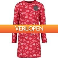 Kleertjes.com: Orange Stars jurk