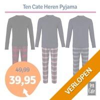 Ten Cate heren pyjama