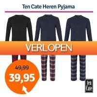1dagactie.nl: Ten Cate heren pyjama