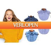 VoucherVandaag.nl: Blouse kraagjes