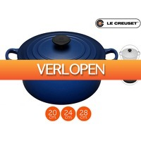 iBOOD.be: Le Creuset Tradition braadpan