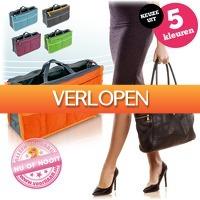 voorHAAR.nl: Handige tas organizer
