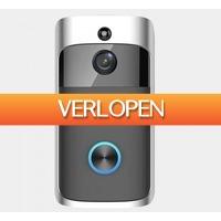 TipTopDeal.nl: Smart WiFi Video Deurbel