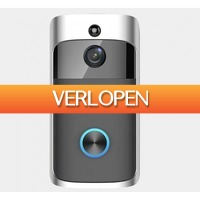 TipTopDeal.nl: Smart WiFi Video Deurbel