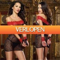 Uitbieden.nl 2: Super Strakke lingerie setje