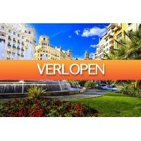 Hoteldeal.nl 2: 3- of 4-daagse 4*-stedentrip naar Valencia