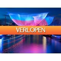 Traveldeal.nl: Luxe rondvaart tijdens Amsterdam Light Festival