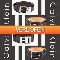 6deals.nl: Calvin Klein riemen