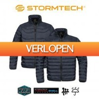 One Day Only: Stormtech dames- of heren winterjas