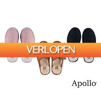 Groupdeal: Apollo Pantoffels