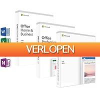 Telegraaf Aanbiedingen: Microsoft Office 2019