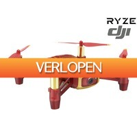 iBOOD.be: Ryze Tello by DJI drone met camera