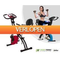 Voordeelvanger.nl 2: Sport Tronic fitness bike