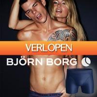 6deals.nl: 2-pack Bjorn Borg boxers