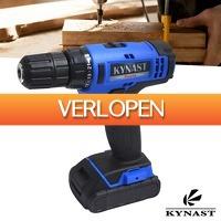 Wilpe.com - Tools: Kynast 18V accu schroevendraaier