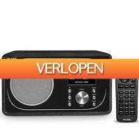 Expert.nl: Pure hybride radio Evoke F3 zwart