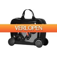 HEMA.nl: Kinderkoffer - 33 x 40 x 20 - Takkie