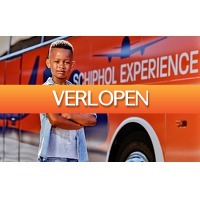 Tripper Tickets: Schiphol Experience