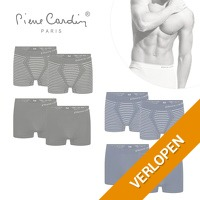 4 x Pierre Cardin boxershorts