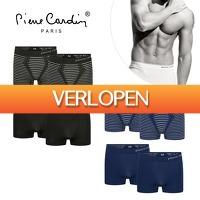 Elkedagietsleuks HomeandLive: 4 x Pierre Cardin boxershorts