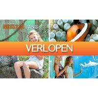 SocialDeal.nl 2: Entree voor Deltapark Neeltje Jans