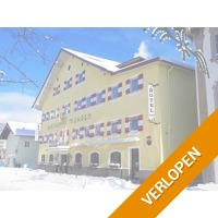 Wintersport en wellness 4-sterrenhotel Reutte Tirol