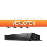Epine.nl: Reolink RLK8-800B4 PoE 8MP camerasysteem