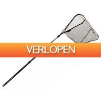 Visdeal.nl: Quantum 4street Arm Out telescopisch landingsnet