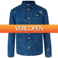 Kleertjes.com: Retour Jeans overhemd