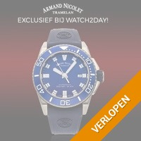 Armand Nicolet Swiss Made Diver herenhorloge