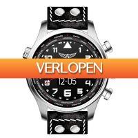 Voordeeldrogisterij.nl: Aviator AVW73215G328 smartwatch
