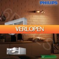 6deals.nl: Philips Ledino Particon dimbare LED plafondspots
