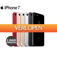 Groupdeal 2: Refurbished iPhone 7 128GB