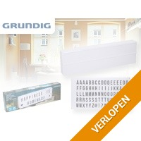 Grundig LED Lightbox