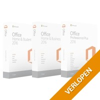 Office 2016 voor Windows