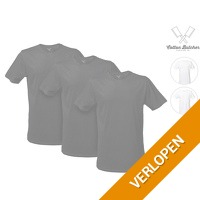 3 x Cotton Butcher T-shirts