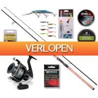 Visdeal.nl: Allround 270 Spin Set met hengel, molen en accessoires