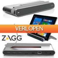 6deals.nl: Zagg workstation desktop dock USB-C