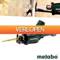 Wilpe.com - Tools: Metabo Powermaxx ASE reciprozaag