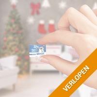 Limited Edition 32 GB TF kaart met kersthaaienthema