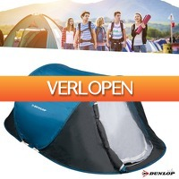 Wilpe.com - Outdoor: Dunlop pop-up tent